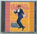 AUSTIN POWERS Original CD Soundtrack (front)