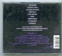 BATMAN Original CD Soundtrack (back)