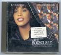 THE BODYGUARD Original CD Soundtrack (front)
