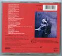 THE BODYGUARD Original CD Soundtrack (back)
