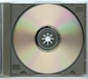 THE BODYGUARD Original CD Soundtrack (CD face)