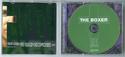 THE BOXER Original CD Soundtrack (Inside)