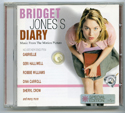 BRIDGET JONES'S DIARY Original CD Soundtrack (front)