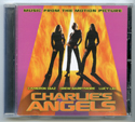 CHARLIE'S ANGLES Original CD Soundtrack (front)