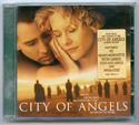 CITY OF ANGELS Original CD Soundtrack (front)