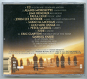 CITY OF ANGELS Original CD Soundtrack (back)