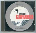 CLIFFHANGER Original CD Soundtrack (front)