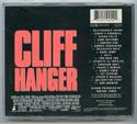 CLIFFHANGER Original CD Soundtrack (back)
