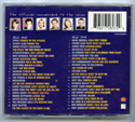 COLD FEET Original CD Soundtrack (back)