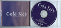 COLD FEET Original CD Soundtrack (Inside)