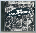 THE COMMITMENTS Original CD Soundtrack (front)