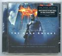 THE DARK KNIGHT Original CD Soundtrack (front)