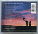 FAR AND AWAY Original CD Soundtrack (back)