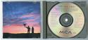 FAR AND AWAY Original CD Soundtrack (Inside)