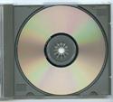 FAR AND AWAY Original CD Soundtrack (CD face)