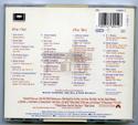 FORREST GUMP Original CD Soundtrack (back)