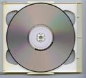 FORREST GUMP Original CD Soundtrack (CD face)