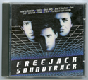FREEJACK Original CD Soundtrack (front)