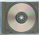 GHOST Original CD Soundtrack (CD face)