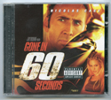 Gone In 60 Seconds <p><i> Original CD Soundtrack </i></p>