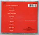THE HUNT FOR RED OCTOBER Original CD Soundtrack (back)