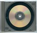 THE HUNT FOR RED OCTOBER Original CD Soundtrack (CD face)
