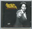 JACKIE BROWN Original CD Soundtrack (front)