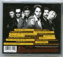 JACKIE BROWN Original CD Soundtrack (back)