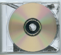 LOCK, STOCK AND TWO SMOKING BARRELS Original CD Soundtrack (CD face)