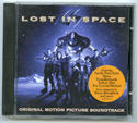 LOST IN SPACE Original CD Soundtrack (front)