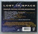 LOST IN SPACE Original CD Soundtrack (back)