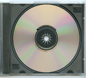 LOST IN SPACE Original CD Soundtrack (CD face)