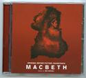 MACBETH Original CD Soundtrack (front)