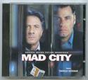 MAD CITY Original CD Soundtrack (front)