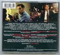 MAD CITY Original CD Soundtrack (back)