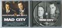 MAD CITY Original CD Soundtrack (Inside)