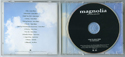 MAGNOLIA Original CD Soundtrack (Inside)