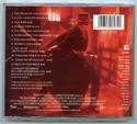 THE MASK OF ZORRO Original CD Soundtrack (back)