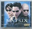 THE MATRIX Original CD Soundtrack (front)