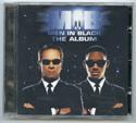 MEN IN BLACK Original CD Soundtrack (front)