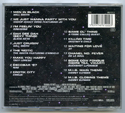MEN IN BLACK Original CD Soundtrack (back)