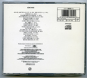 THE MISSION Original CD Soundtrack (back)