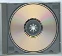 THE MISSION Original CD Soundtrack (CD face)