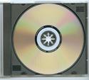 MISSION IMPOSSIBLE 2 Original CD Soundtrack (CD face)