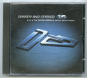 SHAKEN AND STIRRED THE DAVID ARNOLD JAMES BOND PROJECT Original CD Soundtrack (front)