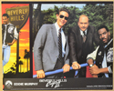 BEVERLY HILLS COP II (Card 4) Cinema Set of Colour FOH Stills / Lobby Cards