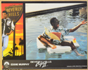 BEVERLY HILLS COP II (Card 6) Cinema Set of Colour FOH Stills / Lobby Cards