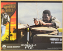 BEVERLY HILLS COP II (Card 8) Cinema Set of Colour FOH Stills / Lobby Cards