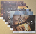 Enemy Mine <p><i> 6 Original Colour Front Of House Stills / Lobby Cards  </i></p>