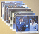 Solarbabies <p><i> Set of 8 Original Colour Front Of House Stills / Lobby Cards  </i></p>